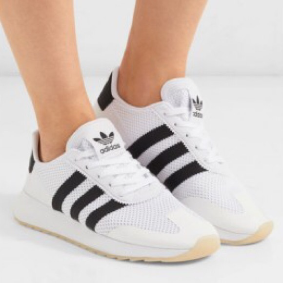Adidas Originals Flashback White/Black 8.5